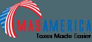MasAmerica | מסאמריקה Logo